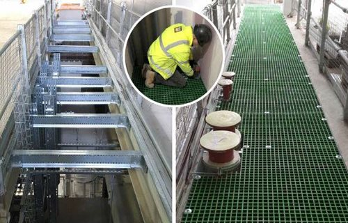 Dura Composites Ltd - Designing for the Future: An Introduction to GRP Service Riser Flooring and Specification