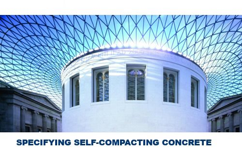 CEMEX UK - Specifying Self Compacting Concrete (SCC)