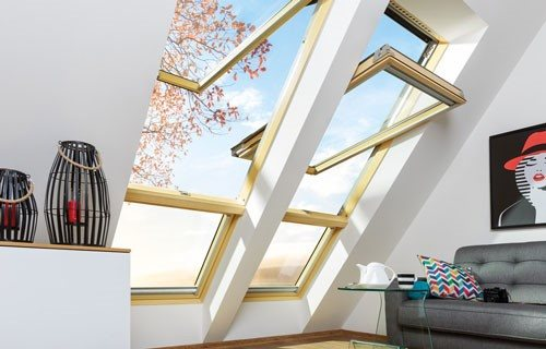 Fakro GB Ltd - Roof Windows in Modern Construction