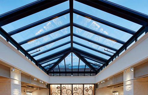 National Association of Rooflight Manufacturers (NARM) - An Introduction to Natural Daylight Design Through Rooflighting