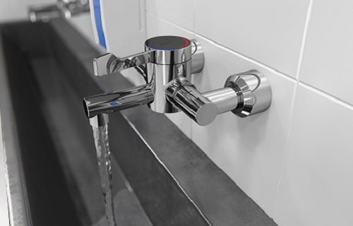 Bristan - A Clinical View on Brassware Specification