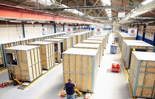 Off Site Solutions (RT) Ltd - Modular Bathroom Pods: What, Why and Where