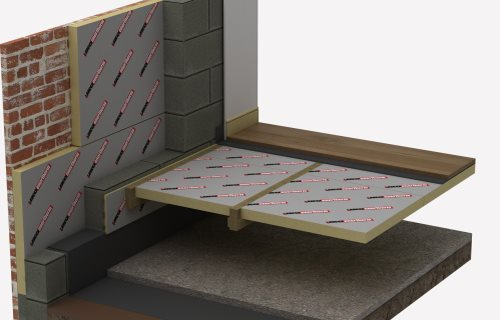 IKO PLC - Benefits of PIR Insulation Within the Building Fabric