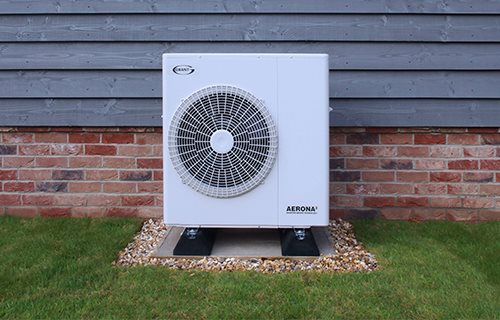 Grant Engineering (UK) Ltd - Air Source Heat Pumps