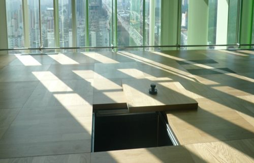 Lindner AG - Acoustics with Raised Floor Systems