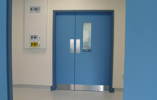 Specialist Door Solutions - Meeting Compliance in Healthcare Doorset Design