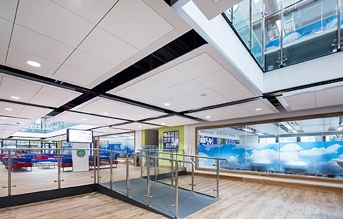 Armstrong Ceilings Ltd - Ceiling Solutions for Education
