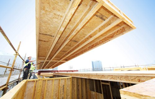 MEDITE SMARTPLY - Specifying Oriented Strand Board (OSB) Its Characteristics, Standards and Benefits