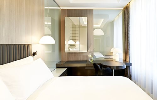 Vimar SpA - Designing the Ideal Hotel Guest Room: An Holistic Approach to the Electrical Installation