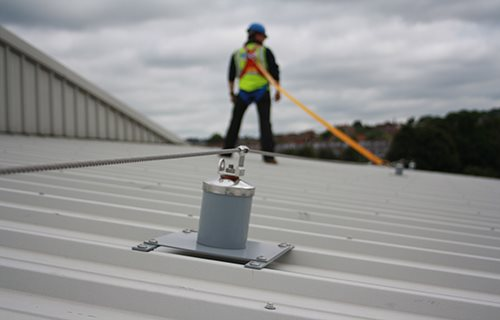 SFS Group Fastening Technology Ltd - Designing the Correct Roof Safety System