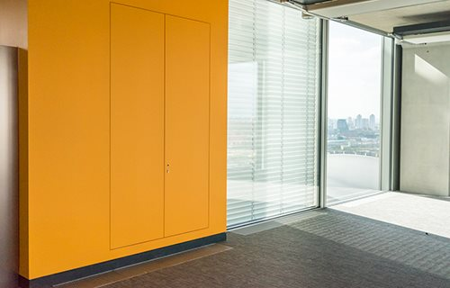 Profab Access Ltd - The Evolution of the Riser Door