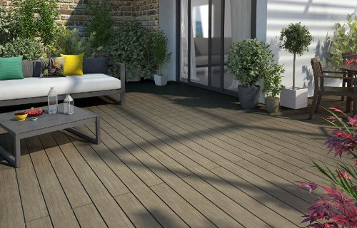 Silvadec - How to Choose your Wood Plastic Composite Deck Board