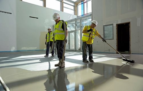 FeRFA The Resin Flooring Association - Guide to the Specification and Application of Screeds
