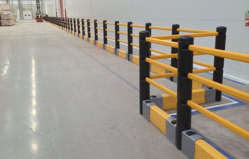 McCue International - Material Handling Solutions – Taking Health & Safety to the Next Level