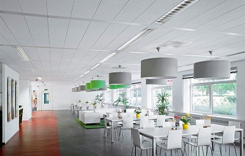 Armstrong Ceiling Solutions - Fire and Suspended Ceilings