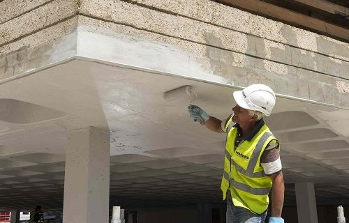 Sika Limited - Rejuvenating Concrete Structures