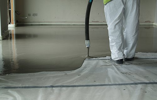 Saint-Gobain Weber - Introduction to Flowing Floor Screeds