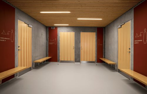 Jeld-Wen Danmark A/S Trading as Swedoor - Burning Questions: Timber Fire Door Sets