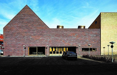 Petersen Tegl A/S - A Magazine About Brickwork and Responsible Architecture
