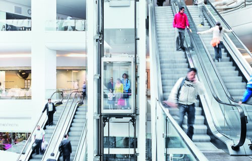 Schindler Ltd - The Environmental Impact of Lift Installations