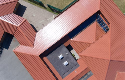 Garland UK - Standing Seam Metal Roofing Systems – Design Considerations & Specification