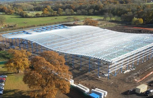 Ayrshire Metals Ltd - Build Fast and Light with Confidence