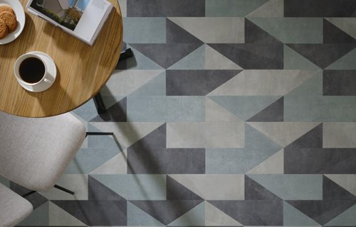 Amtico International - Creating a Design Space Using Luxury Vinyl Tiles (LVT)