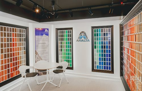 Axalta Powder Coating Systems UK Limited - Building with Colour: The Evolution of Colour Theory