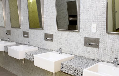 Bobrick Washroom Equipment Ltd - Sustainable Savings: Washroom Solutions for High-Performance Buildings