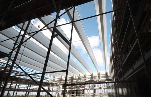 VELUX Company Ltd - Modular Systems: The Future of Construction