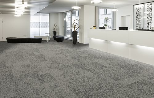 burmatex ltd - Carpet Tiles: from Manufacture to Specification