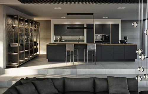 SieMatic Holding GmbH - Domestic Kitchen Design